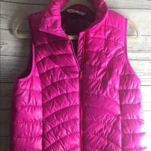 Old Navy Hot Pink Vest